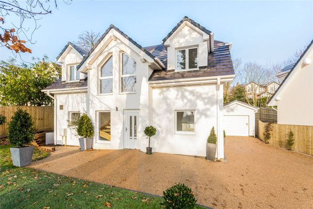Thumbnail Detached house for sale in Henley Road, Marlow, Buckinghamshire