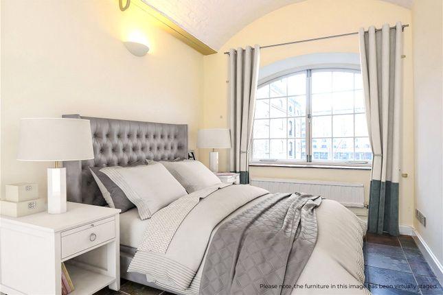 Bedroom of Ivory House, East Smithfield, London E1W