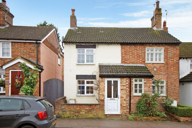 Thumbnail Semi-detached house for sale in Church Street, Lidlington, Bedford