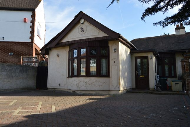 Thumbnail Bungalow for sale in Park Drive, Romford