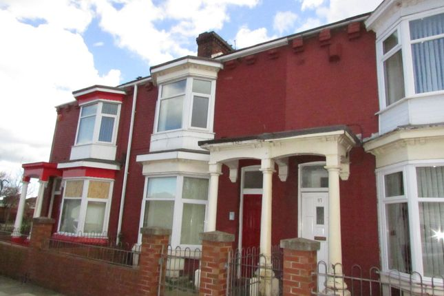 Thumbnail Flat for sale in Bolckow Road, Grangetown, Middlesbrough