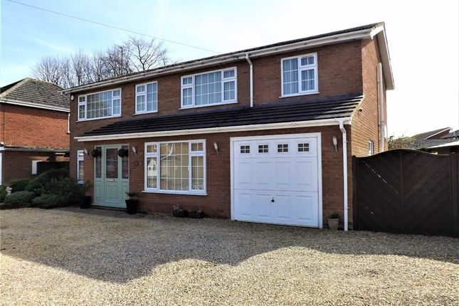 Thumbnail Detached house for sale in Chestnut Avenue, Holbeach, Spalding