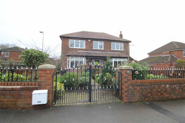 Thumbnail Detached house to rent in Broadway, Walkden, Manchester