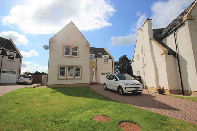 Thumbnail Detached house for sale in St Michaels Mount, Kilmarnock, East Ayrshire