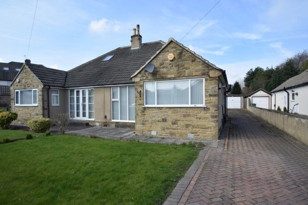 Thumbnail Bungalow to rent in Thorne Close, Pudsey