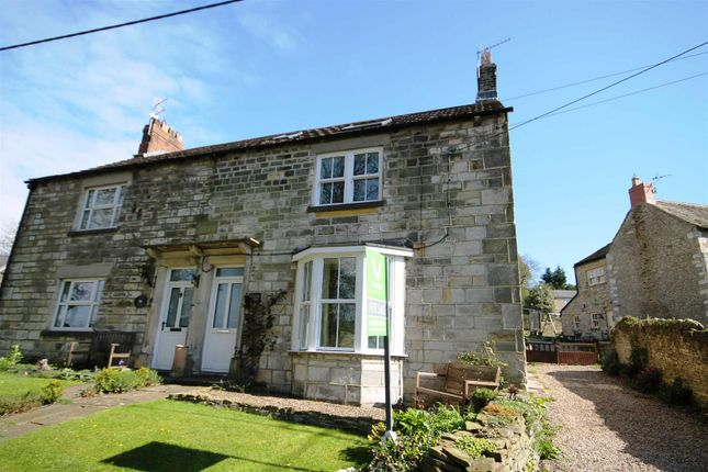 Thumbnail Semi-detached house to rent in Thornley, Tow Law, Bishop Auckland
