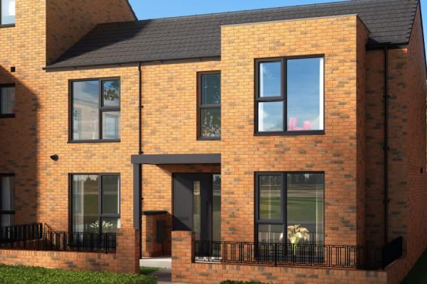 "Thumbnail Property for sale in ""The Whieldon At The Potteries, Allerton Bywater"" at Goldcrest Road, Allerton Bywater, Castleford"
