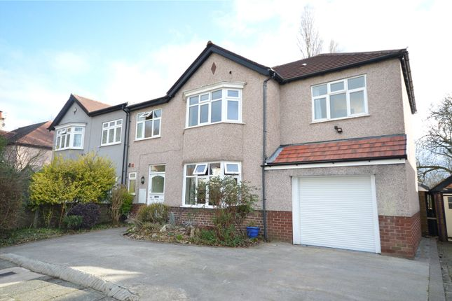 Thumbnail Semi-detached house for sale in Sinclair Drive, Mossley Hill, Liverpool