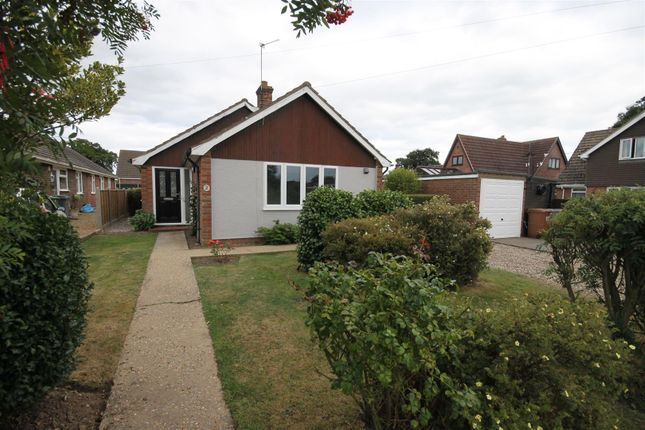 Thumbnail Detached bungalow to rent in Broadacres, South Walsham, Norwich