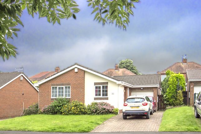 Thumbnail Bungalow for sale in Kingswell, Morpeth
