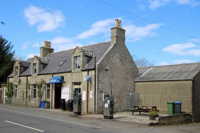 Thumbnail Retail premises to let in The Reay Convenience Shop, Main Street, Reay, Caithness