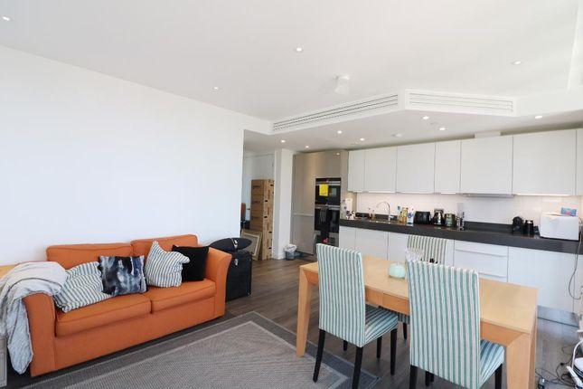 Thumbnail Flat to rent in Meranti House, Goodmans Field, 84 Alie Street, London