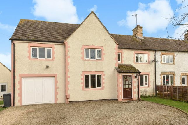 Thumbnail Semi-detached house for sale in Long Compton, Warwickshire