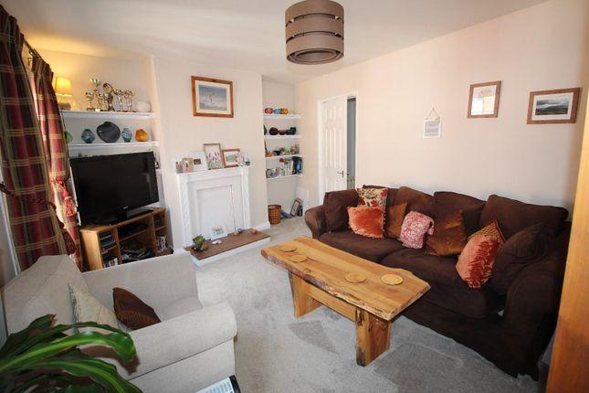 Sitting Room of Chapel Street, Tiverton EX16