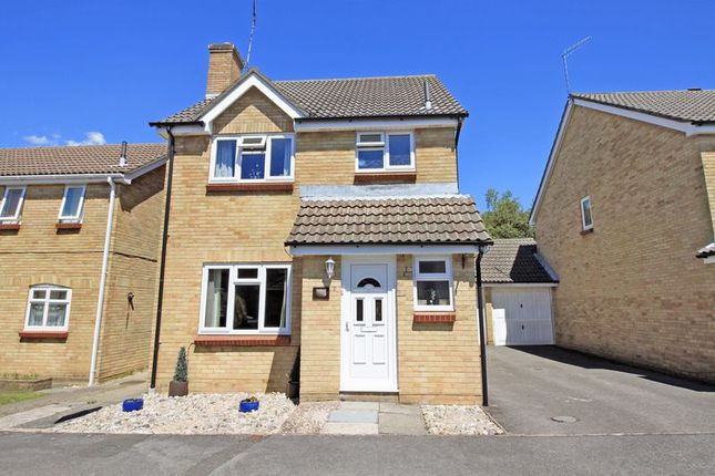 Thumbnail Detached house for sale in Brookside Way, West End, Southampton