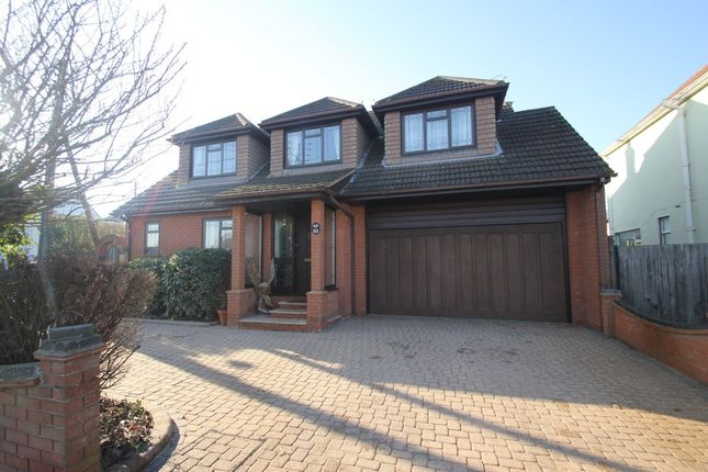 Thumbnail Detached house for sale in Hawkwell Road, Hockley