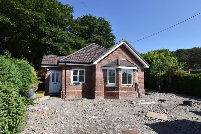 Thumbnail Detached bungalow for sale in New Build, Lincoln Road, Wrockwardine Wood, Telford