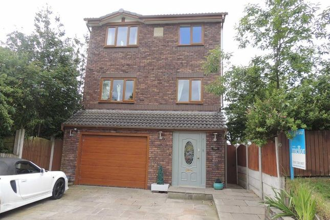 Thumbnail Detached house for sale in Valley View, Hyde