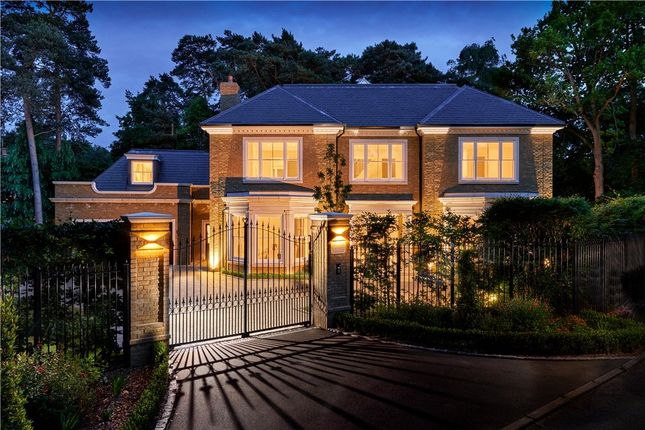 Thumbnail Detached house for sale in Monks Close, Ascot, Berkshire