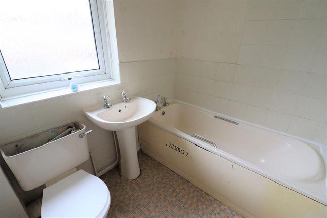 Bathroom of Guthrum Place, Newton Aycliffe DL5
