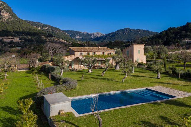 Thumbnail Villa for sale in Valldemossa Countryside, Mallorca, Balearic Islands