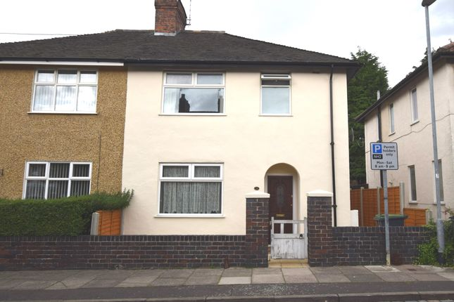 Thumbnail Semi-detached house for sale in Egerton Road, Hartshill, Stoke-On-Trent