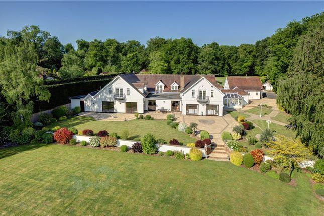 Thumbnail Detached house for sale in Harpsden Woods, Harpsden, Henley-On-Thames, Oxfordshire