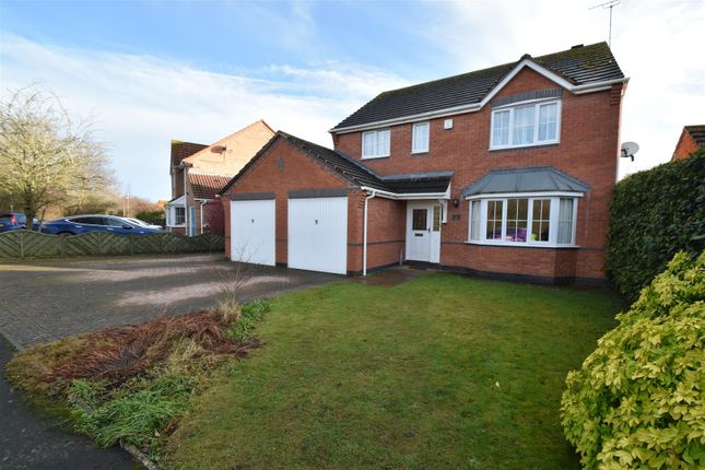 Thumbnail Detached house for sale in Bowden Green, Droitwich