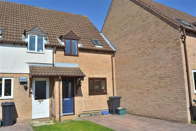 Thumbnail Terraced house to rent in Mansfield Mews, Quedgeley, Gloucester