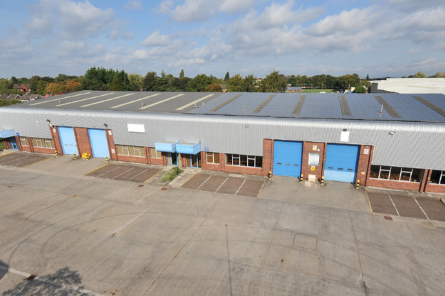 Thumbnail Warehouse to let in B Block Southmoor Park, Greeba Road, Wythenshawe