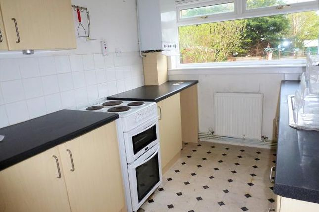 Thumbnail Terraced house to rent in Dickson Drive, Irvine