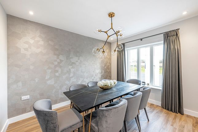 Show Home Dining Room