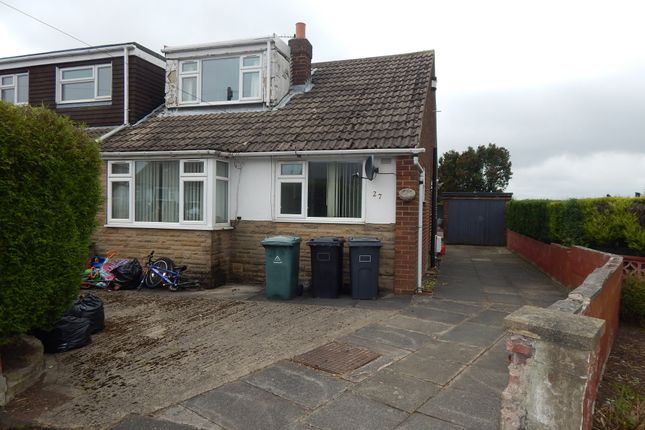 3 bed bungalow to rent in Manor Farm Drive, Soothill, Batley WF17
