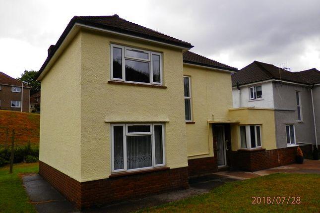 Thumbnail Link-detached house for sale in Police Houses, Blaen-Y-Cwm Road, Blaencwm, Rhondda Cynon Taff.