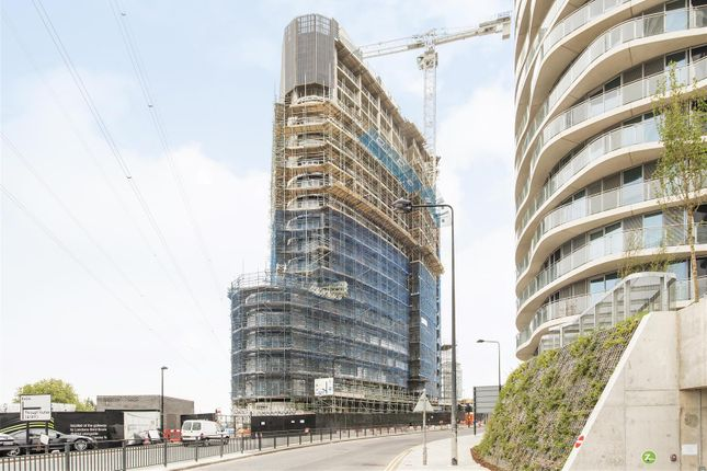 Thumbnail Flat for sale in Tidal Basin Road, Royal Victoria Docks