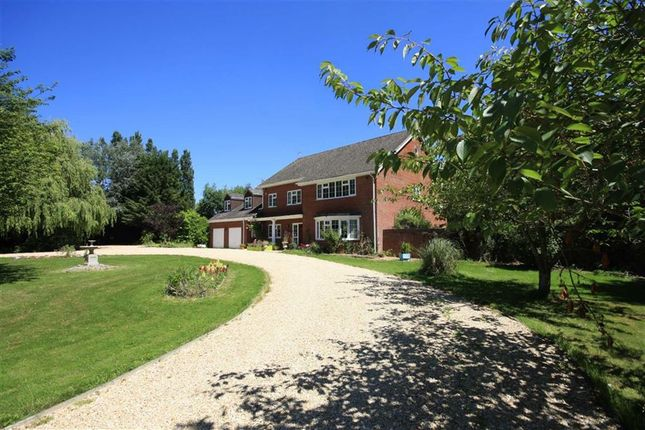Thumbnail Detached house for sale in Marlborough Road, Royal Wooton Bassett, Wiltshire