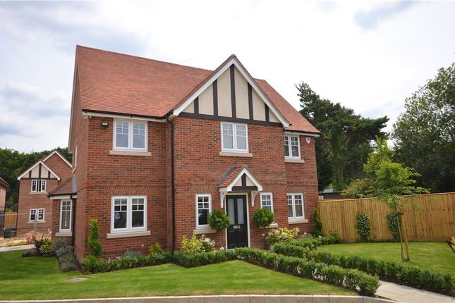 Detached house for sale in Oak Apples, Elgar Avenue, Crowthorne