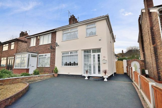 Thumbnail Semi-detached house for sale in Westbrook Avenue, Prescot