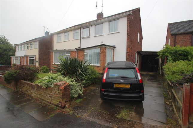 Thumbnail Semi-detached house for sale in Norton Hill Drive Estate, Wyken, Coventry
