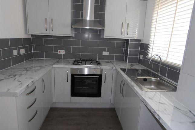 Thumbnail Semi-detached house to rent in Badgers Mead, Brackla, Bridgend