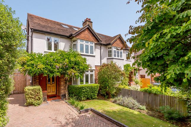 Thumbnail Semi-detached house for sale in Foley Road, Claygate, Esher