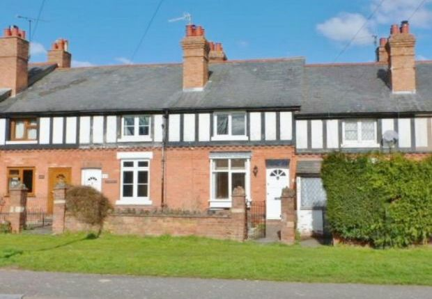 Thumbnail Terraced house to rent in Madresfield Road, Malvern