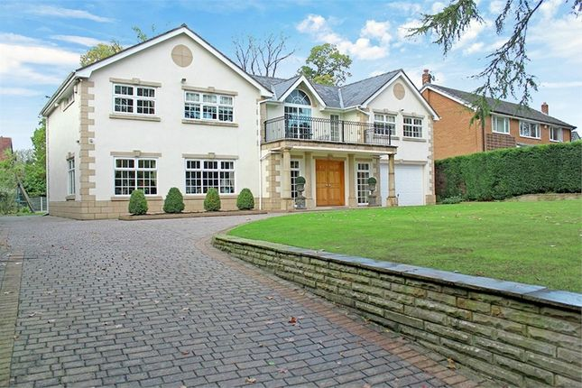 5 bed detached house for sale in Park Avenue, Hale, Altrincham, Cheshire