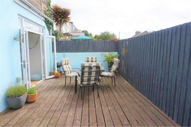 Thumbnail Maisonette for sale in 138 Alexandra Road, Plymouth