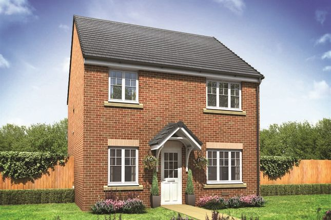 """Thumbnail Detached house for sale in """"The Knightsbridge """" at Pound Lane, Thatcham"""