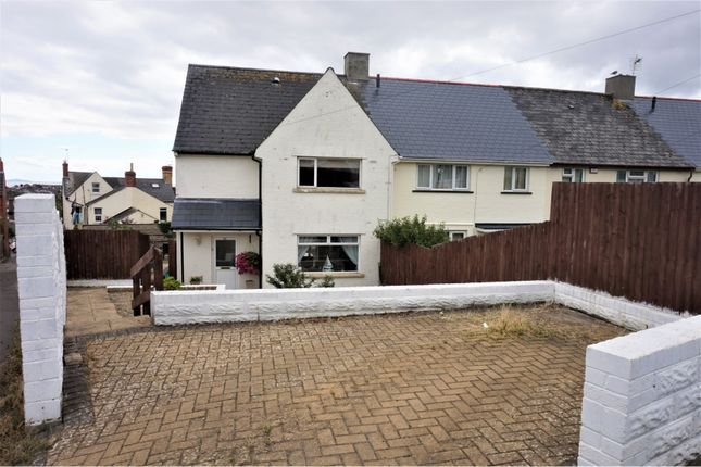 Thumbnail End terrace house for sale in Dudley Place, Barry