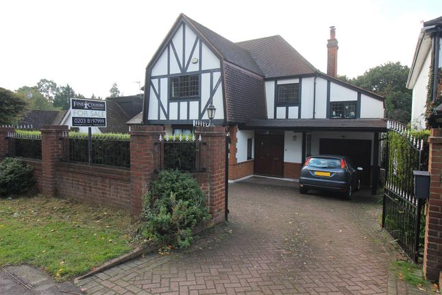 Thumbnail Property for sale in Cockfosters Road, Hadley Wood
