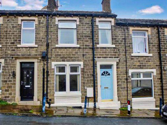 1 bed terraced house for sale in Church Street, Honley, Holmfirth HD9