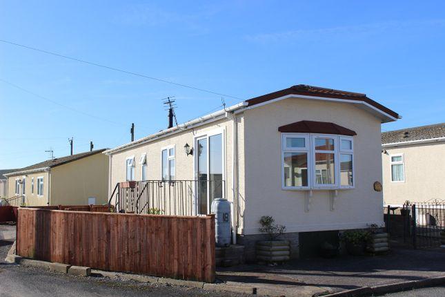 Thumbnail Mobile Park Home For Sale In Millands Llanmaes Llantwit Major