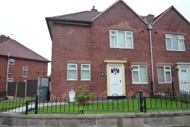Thumbnail Semi-detached house to rent in Anson Road, Meir